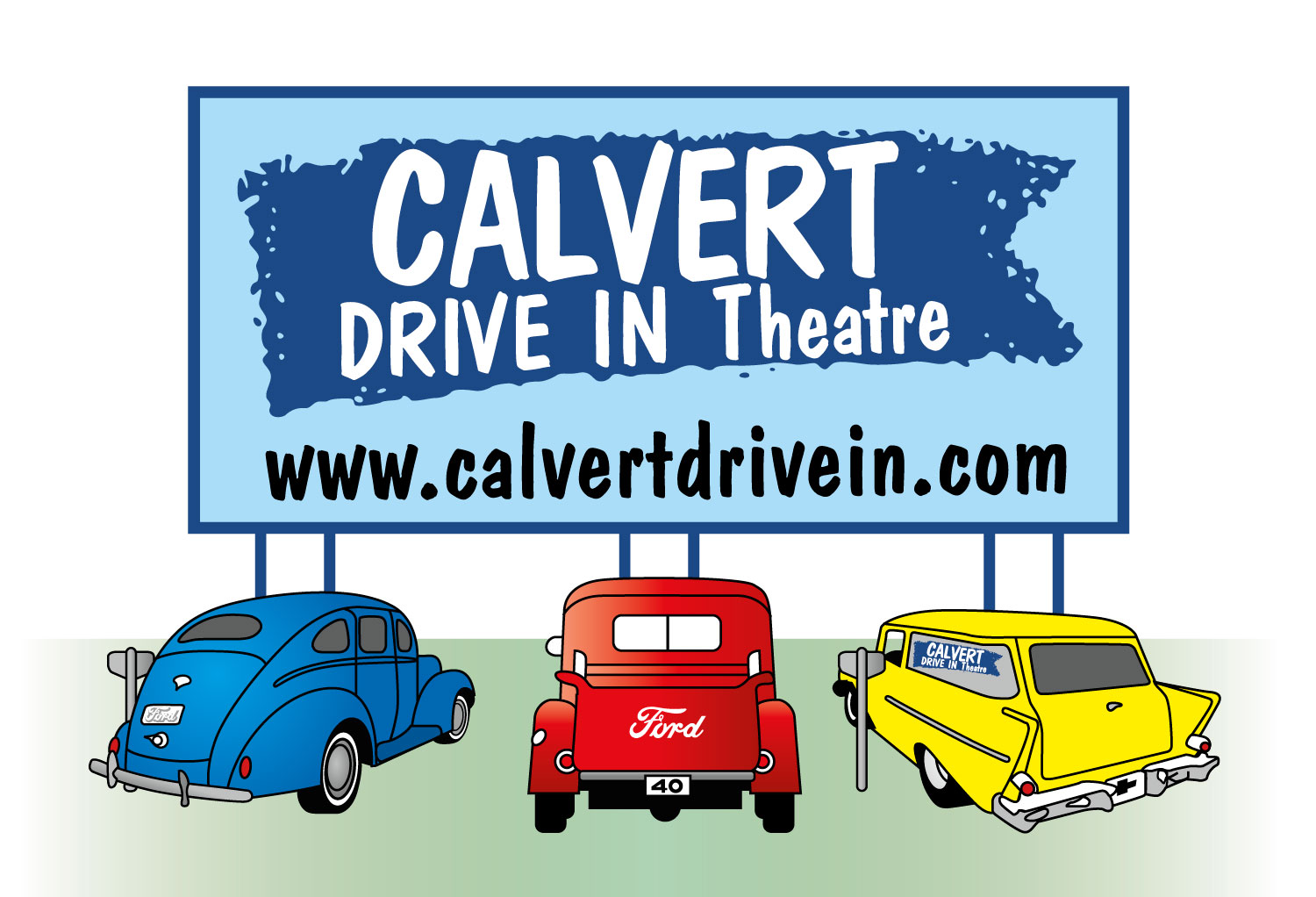Calvert Drive In Calvert City Ky